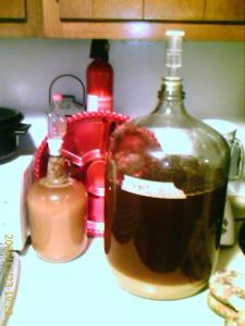 This is a 6.5 gallon jug