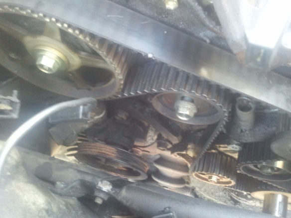 5SFE timing belt